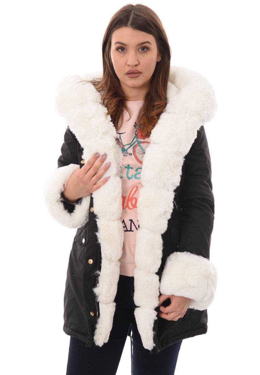 kurtka zimowa damska w ciazy