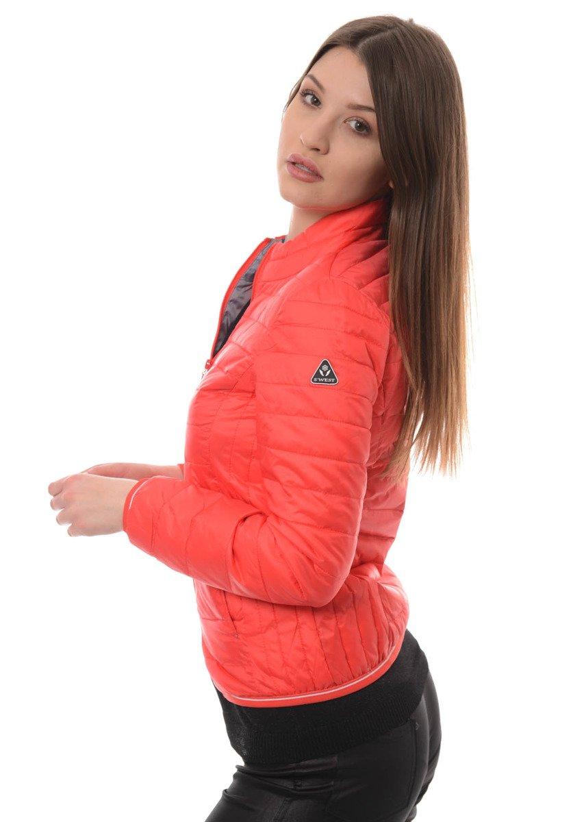 kurtka sportowa duzy rozmiar damska wiosenna