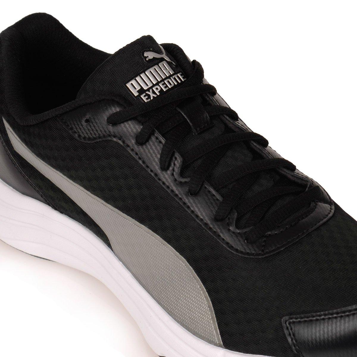 Męskie Buty Sportowe Puma Expedite Running Czarne Czarny