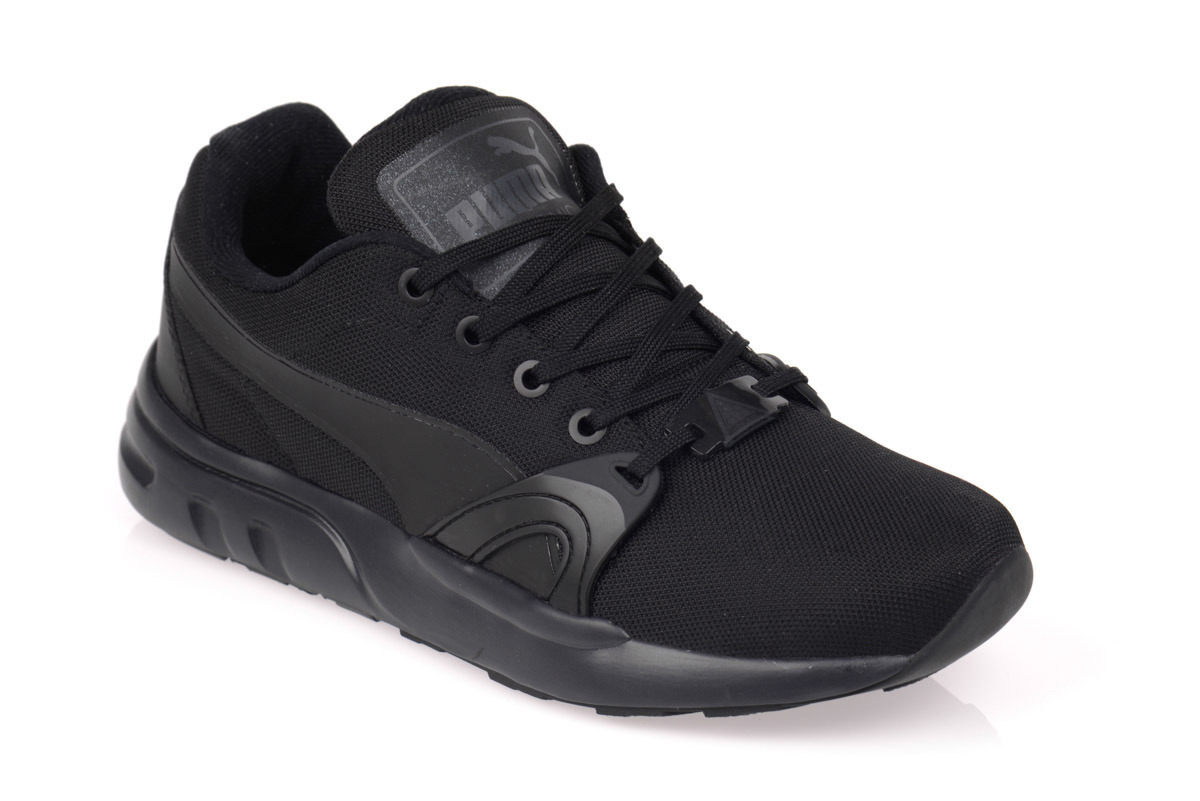 buty puma damskie czarne